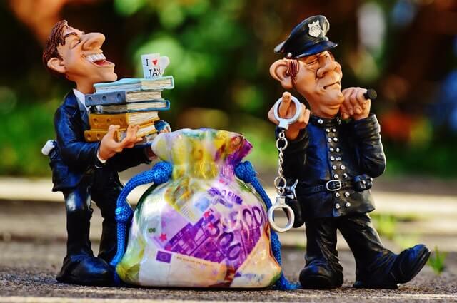 El informe pericial por delito fiscal